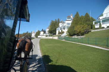 Carriage Ride on the West Bluff