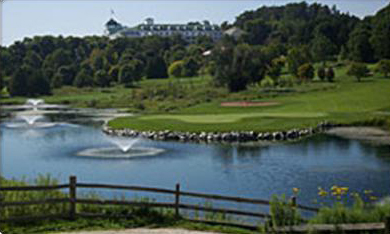 The Jewel Michigan Golf